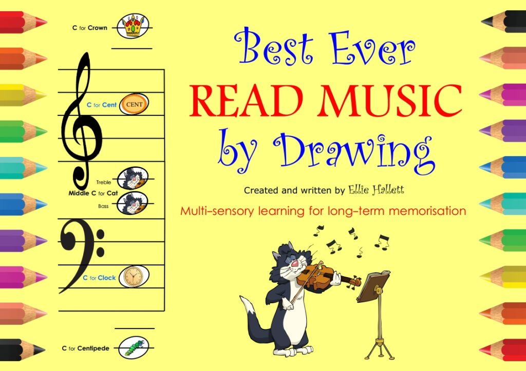 Best Ever Read Music by Drawing